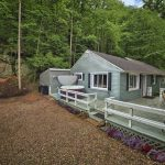 Eagle View Escape rental cabin in Hocking Hills, OH exterior view