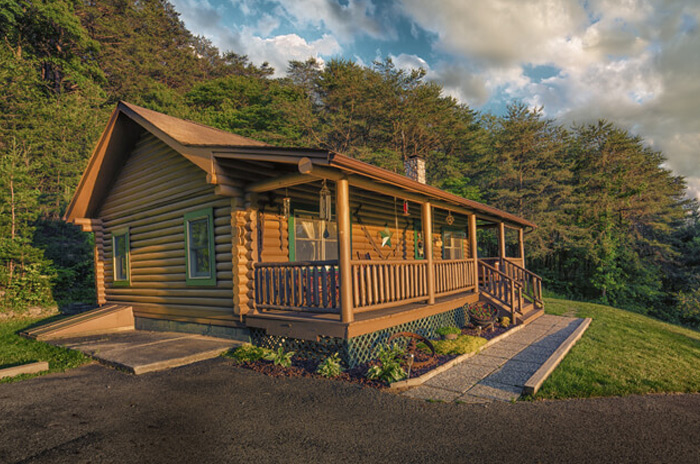 Hocking Hills Cabin Rentals Eagle View Retreat