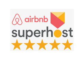Airbnb Superhost Icon Eagle View Properties in Hocking Hills, Ohio
